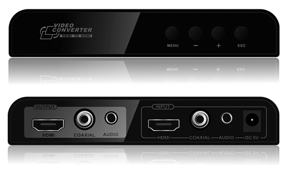 HDMI converter Mobidick