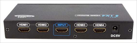 HDMI splitter Mobidick VLSL140