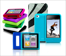 Cases for iPod