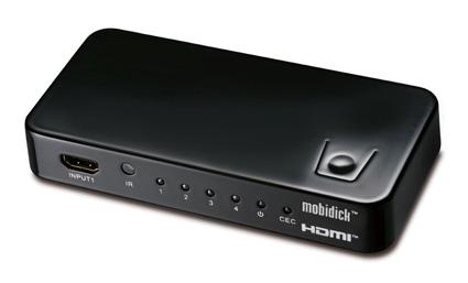 HDMI-коммутатор Mobidick VPSW413